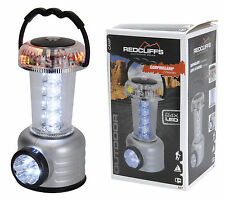 3 in 1 Camping Light Fishing Light Bright 16 LED Lamp, Torch and Coloured Light