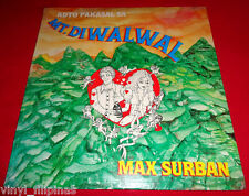 PHILIPPINES:MAX SURBAN - Adto Pakasal Sa Mt.Diwalwal LP,SEALED,OPM,Novelty,RARE!