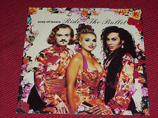 "Army of Lovers:  Ride the Bullet   7""    UNPLAYED NEW EX SHOP STOCK"