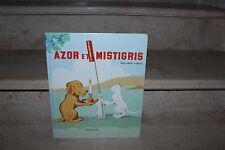 Azor et mistigris, illustré par benjamin rabier (1956)
