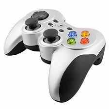 Logitech Gamepad F710 - 2.4 GHz Wireless Customizable Game Controller for PC
