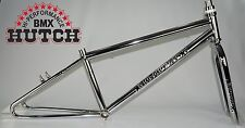 new HUTCH BMX XL24 CRUISER FRAME AND FORK, chrome
