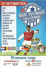 OVERMARS TOERNOOI 2016 Incl EVERTON  English Edition