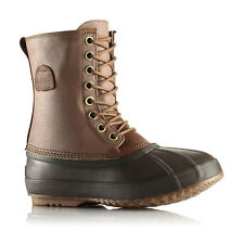 NIB! Sorel Men's 1964 Premium T CVS Boot Boots Shoes in Elk Brown, Waterproof 10