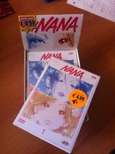 NANA  Stagione 1. Vol. 1  (2006) DVD  NUOVO E SIGILLATO