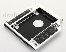 for HP EliteBook 8530W 8540W BC-5541H AD-7561S 2nd HDD Hard Drive Caddy Adapter