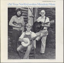 Old Time North Carolina Mountain Music - Bill/Johnson (2009, CD NEUF) CD-R