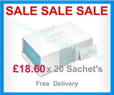 Instantly Ageless X 20 Sachets IN STOCK U.K. Distributor SAME DAY DESPATCH