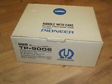 Pioneer TP-9006 8 Track Car Stereo with AM FM tuner NEW in box