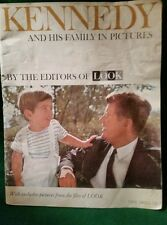 Vintage Kennedy And His Family on Pictures by the editors of Look