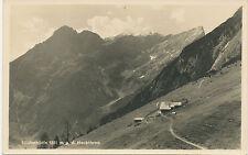 A SÖLDENHÜTTE 1531 m g. d. Hochthron; ca 1910 ungebrauchte s/w RP (echtes Photo)