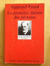 La Première Théorie Des Névroses - Freud