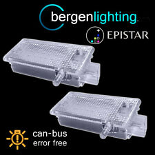 FOR BMW 1 SERIES E81 E82 E87 E88 18 LED FOOTWELL BOOT DOOR COURTESY LIGHT LAMPS