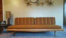 VTG Teak Mid Century Modern Daybed Sofa Adrian Pearsall Danish Peter Hvidt Retro
