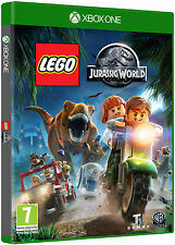 LEGO Jurassic World - XboxOne Xbox One Park Game  BRAND NEW SEALED GENUINE UK