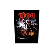 Dio Holy Diver Sew On Back Patch NEW OFFICIAL