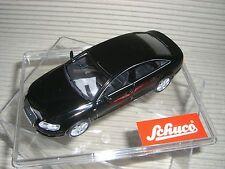 Schuco Audi a 6 3.2 Noir âgées schuco série 1:43 27273
