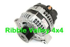 LAND ROVER DISCOVERY 3 TDV6 2.7 ALTERNATOR GENUINE DENSO OEM NEW YLE500400