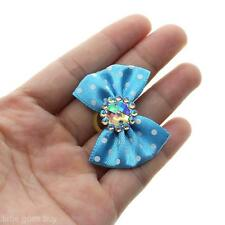 Pet Bow Tie Dog Puppy Cat Supply Grooming Hair Clip Hairpin Topknot Bowknot Gift
