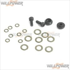 Washer for Clutch Bell (RC-WillPower) Nitro Crankshaft Flywheel Bearing Screws