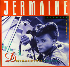 Jermaine Stewart - Don't talk dirty to me ( Extended Mix ) - Maxi LP - L2308