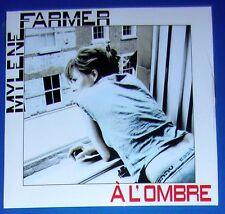 MYLENE FARMER, A l'ombre, CD single, card sleeve, SEALED, 2012