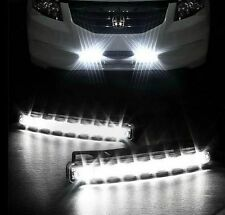 Universal 8W 8 LED Work Lights Bar Spot Light Offroad Car Jeep Truck 12V Trailer