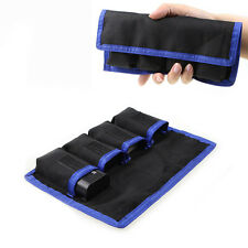 DSLR Camera Li-ion Battery Case Pouch Bag For LP-E6 LPE8 NP-FW50 EN-EL14 EN-EL15