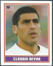 MERLIN-ENGLAND 2006 WORLD CUP- #327-UNITED STATES-USA/MANCHESTER C-CLAUDIO REYNA