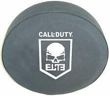 "SpareCover® Brawny Series - Call of Duty Tire Cover 30"" - 31"" Heavy DenimVinyl"