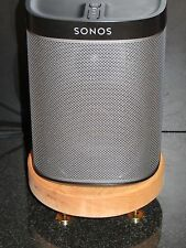 Isolation Platform Stand for Sonos Play 1, Play 3, Play 5, Choice of Colours