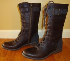 NEW Timberland Earthkeepers Savin Hill Lace Up Mid Calf Boots. Women's Size 7.5