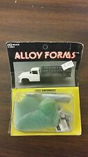 Alloy Forms #2044 - 1955 Chevy 2 ton stake bed diecast kit. 1/87th scale. Mint.