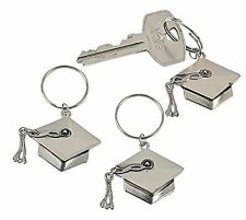 Metal Graduation Cap Key Chains 12 Pc (19/282)
