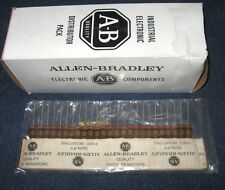 (25) Allen Bradley Resistors RC42GF303J 30K Ohm 2 Watt 5% Tol -New Old Stock