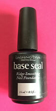 Dashing Diva Profesional Base Sello 14ml Ridge filler/nail Endurecedor