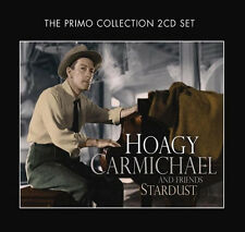 Hoagy Carmichael & Friends STARDUST Best 40 Of Songs REMASTERED New Sealed 2 CD