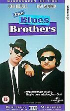 THE BLUES BROTHERS,  VHS VIDEO