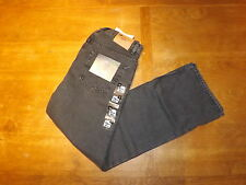 "New Ex-M&S Men's Grey Regular Fit Pure Cotton Jeans Size 32"" Lgth 31""(£9.50)"