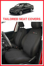TAILORED SEAT COVERS Skoda Octavia III  2013 - on   FULL SET grey1 (366)