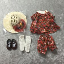 "TONNER PATSY AUTUMN DAYS OUTFIT FOR 10"" ANN ESTELLE & HALF PINT NEW"