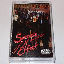 Success N Effect Drive By Of Uh Revolutionist Cassette Tape Hip Hop Rap Chuck D