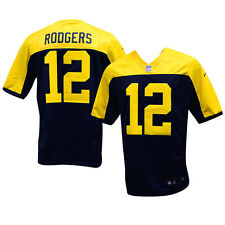 Green Bay Acme Packers Aaron Rodgers Alternate Youth Game Jersey L