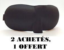 MASQUE DE NUIT SOMMEIL CACHE YEUX anti LUMIERE ANTI FATIGUE 3D Sleep Mask