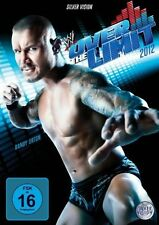 WWE Over the Limit 2012 DVD orig WWF Wrestling