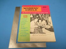 Womens' Circle Magazine October 1962 Annie Irish at work in her Spook House M580