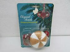 Vintage Christmas Pyramid Elegant Touch Beaded Sequin Ornament KIt IOP