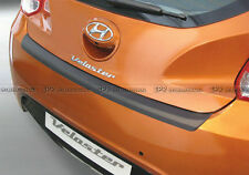 Hot Rear Boot Trim decoration For Hyundai Veloster (All Model) Carbon Fiber Type