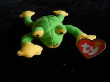 Smoochy the Frog Collectible Toy Teenie Beanie Baby 1993 NEW