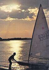 BF14227 lamartine la le lac immobile etene des eaux  france  front/back image